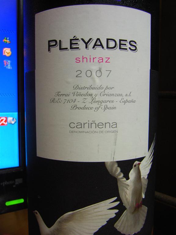 http://www.whatsoever.hk/wine/Pleyades.Carinena.JPG